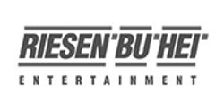 Logo RIESEN*BU*HEI Entertainment
