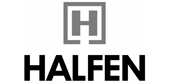Logo HALFEN