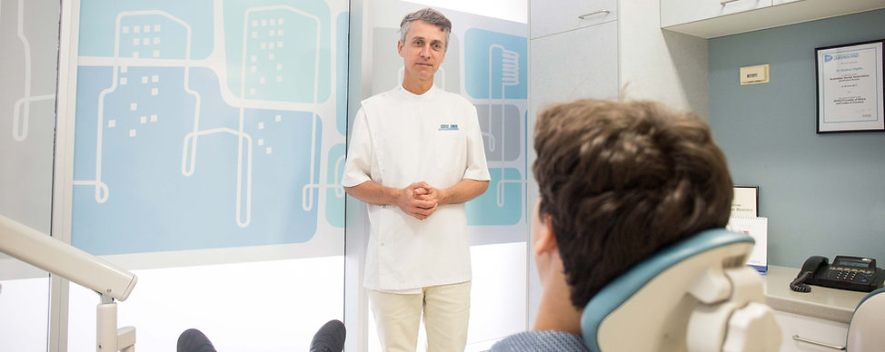 General dentistry Dr Tony Hughes Urba Dental