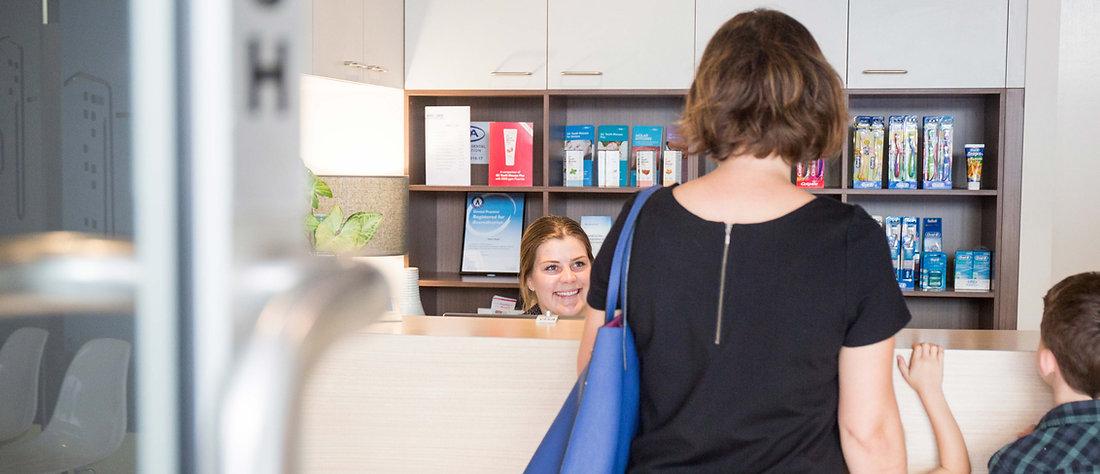 patient resources at Urban Dental
