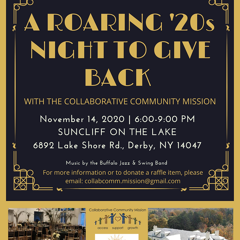 A Roaring '20s Night to Give Back