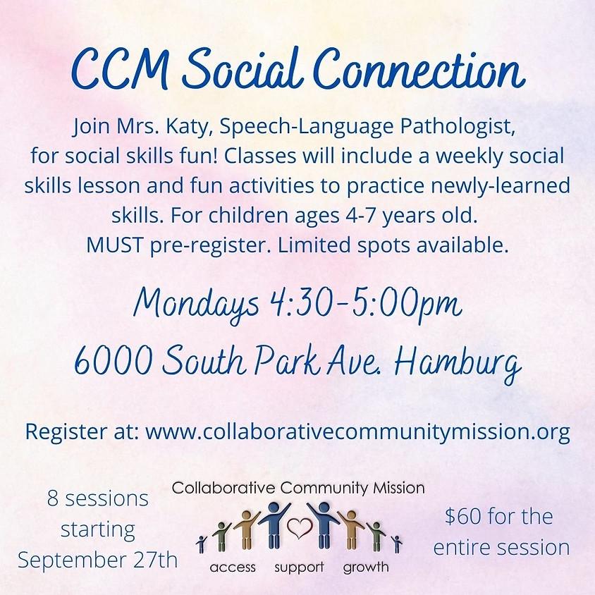 CCM Social Connection - Southtowns