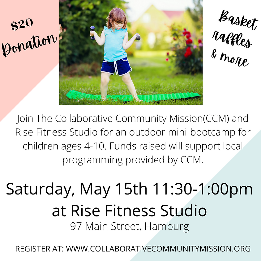 Rise with CCM Annual Fundraiser
