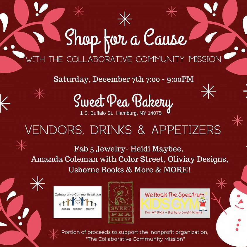 Shop for a Cause with The Collaborative Community Mission