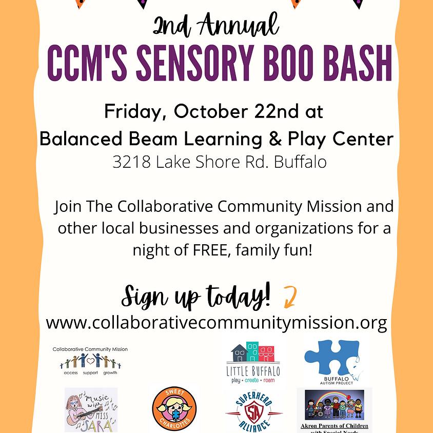 CCM 2nd Annual Boo-Bash