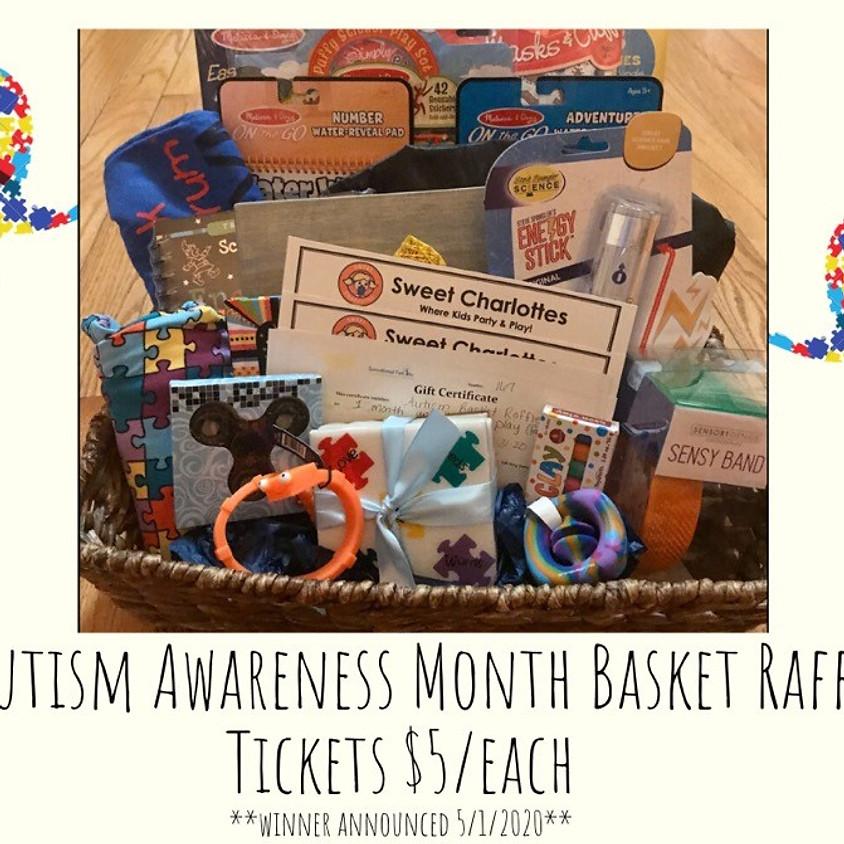 Autism Awareness Month - Basket Raffle