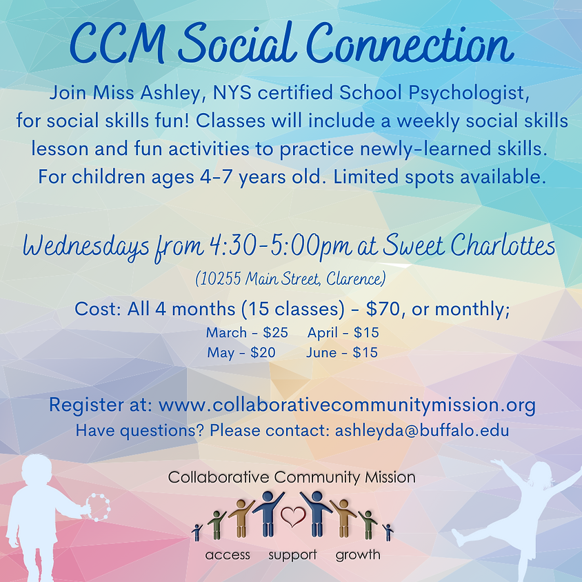 CCM Social Connection