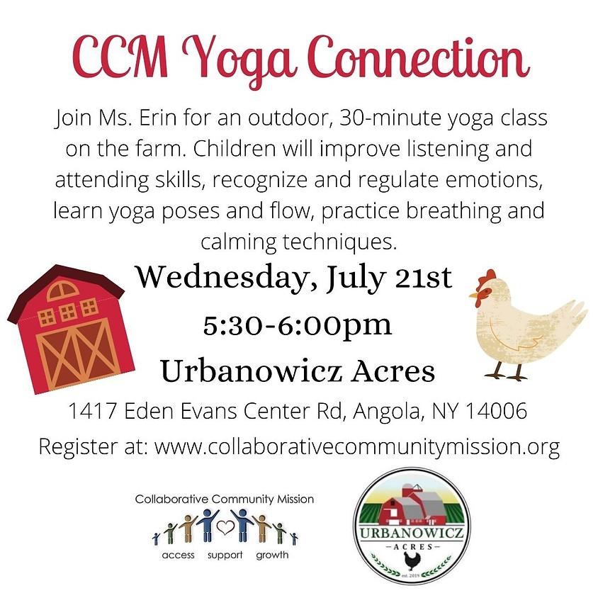 CCM Yoga Connection
