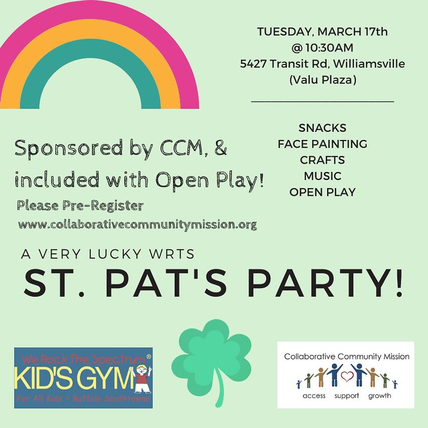 Sensory Time St. Pat's Party - Northtowns