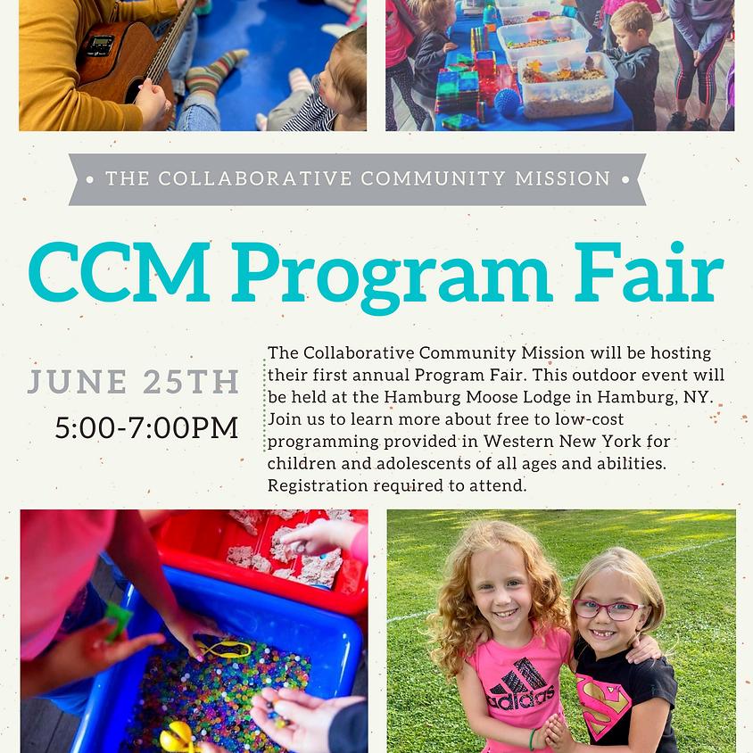 CCM Annual Program Fair
