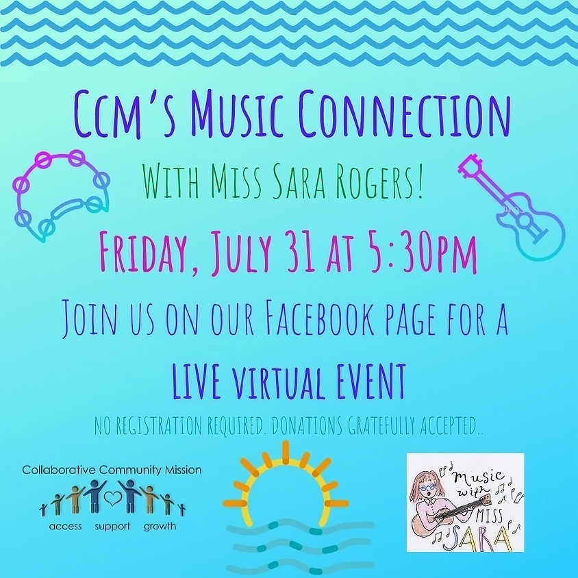 Music with Miss. Sara Rogers