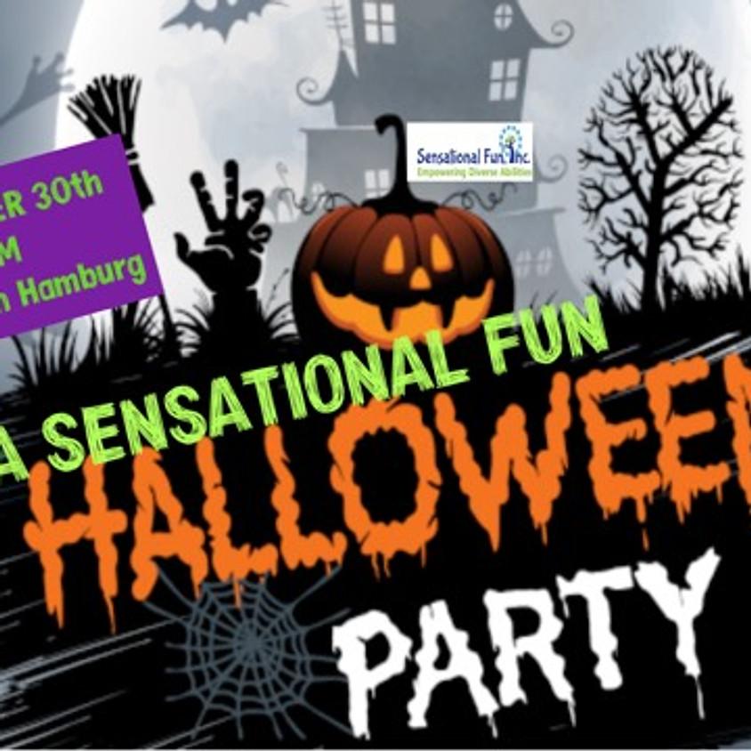 Sensational Fun Halloween Party