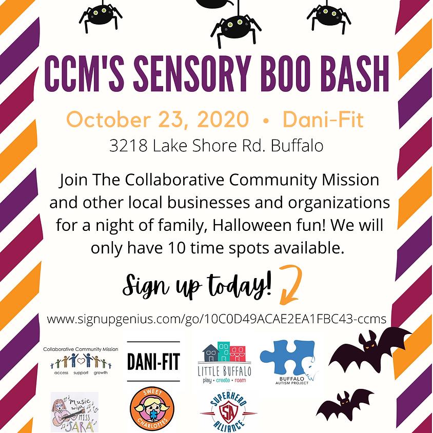 CCM's Sensory Boo Bash