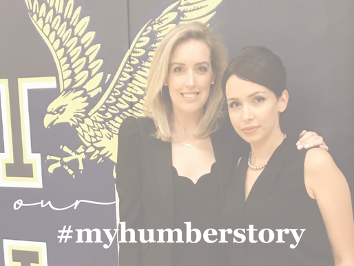 college sweethearts - our #myhumberstory