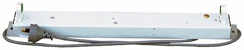 "Single Batten Florescent 24"" UV Light Holder | Fishy Biz | Reptile Light | UVB Light | Light Box | Aquarium Accessories AUS"