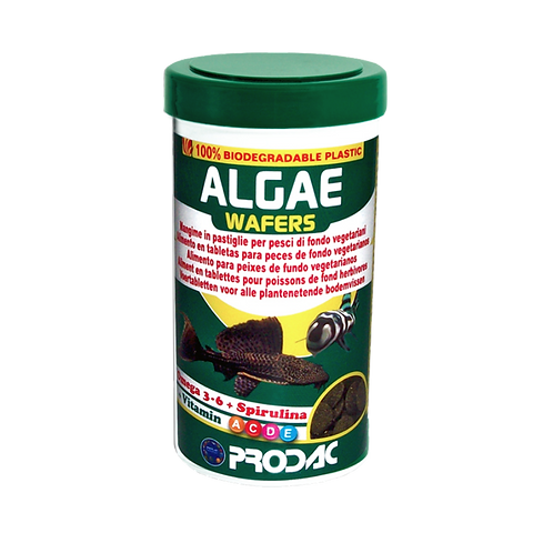 Prodac Algae Wafers 125g | Fish Food | Fish | Aquarium | Fish Tank | Fish Adelaide | Fish Food South Australia |
