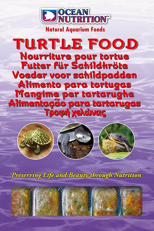 Ocean Nutrition Frozen Turtle Food