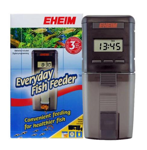 Buy Eheim Everyday Automatic Fish Feeder - Aquarium Auto Battery Fish Food Dispenser   Fishy Biz   South Australia