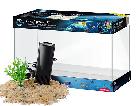 Buy Blue Planet Aquarium Kit 16L Online at Fishy Biz | South Australia | Freshwater Tropical
