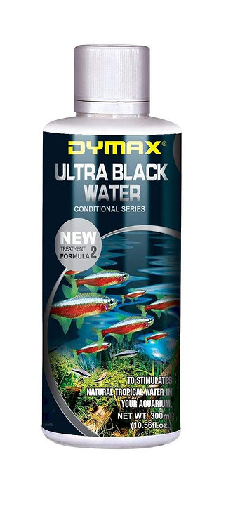 Buy Dymax Ultra Black Water Conditioner | Fishy Biz | Aquarium Water Treatments | Fish Tank Water Conditioner | Pet Fish