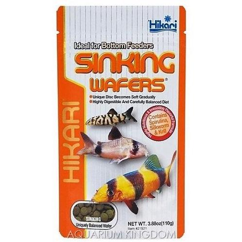 Hikari Sinking Wafers 25g | Fish Food | Fish Products | Aquarium Accessories | Tropical Fish Food | South Australia