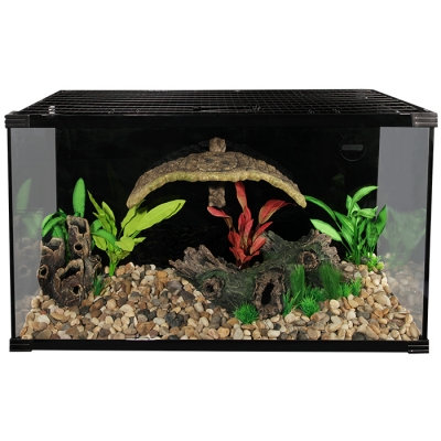 Buy Turtle Tank - Eco 60L Online at Fishy Biz | Adelaide | South Australia | Long Neck Turtle | Short Neck Turtle