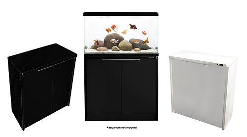 Buy Aqua One LifeStyle 94 Cabinet (Black or White) Online | Fishy Biz | Adelaide | Australia | Tropical Fish | Pet Shop