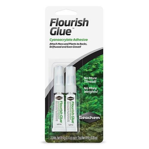 Flourish Glue 8g (2x4g) - Aquarium Adhesive | Fishy Biz | Aquascaping Glue | Aquascape Accessories | Aquascape Adelaide | AUS
