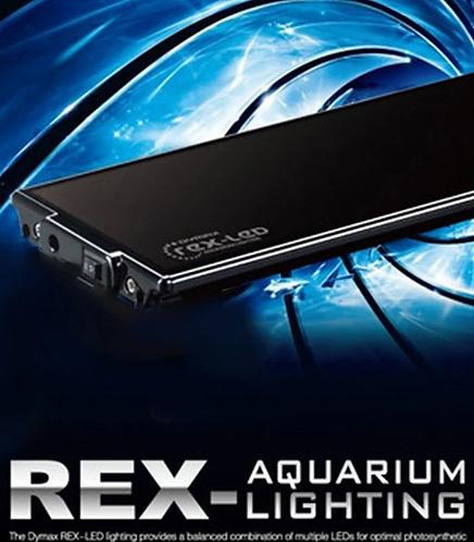 DYMAX REX LED AQUARIUM LIGHT PINK / WHITE 60CM - DM404