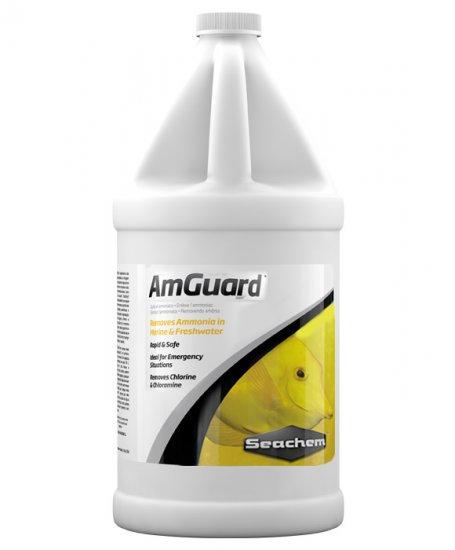 Seachem AmGuard Ammonia Detoxifier | Fishy Biz | Aquarium Water Treatment | Aquarium Plant Food | Bulk Chemicals