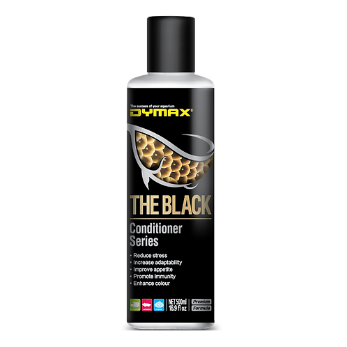Buy Dymax The Black 500ml | Water Conditioner | Reduce Fish Stress | Improve Fish Appetite | Promote Fish Immunity