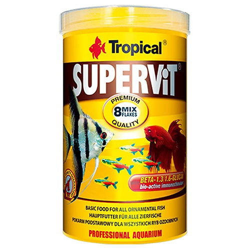 Tropical Supervit 50g - Fish Flake Food