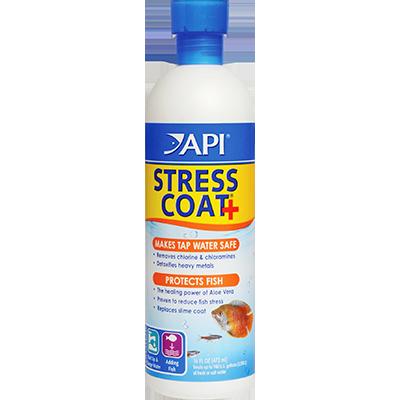 Buy API Stress Coat 473ml from Fishy Biz | South Australia | Aquarium Accessories | Tropical Marine Fish