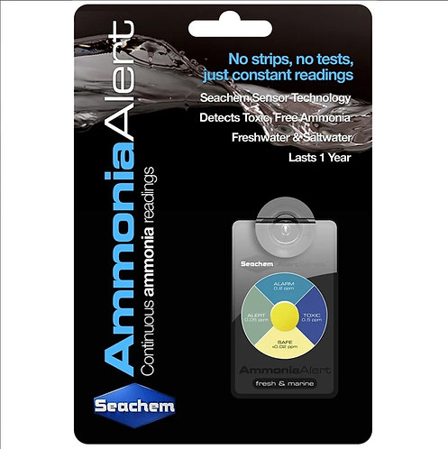 Seachem Ammonia Alert - Ammonia Test Kit | Fishy Biz | How To Test For Ammonia Aquarium | Why Are My Fish Dying? | Tropical