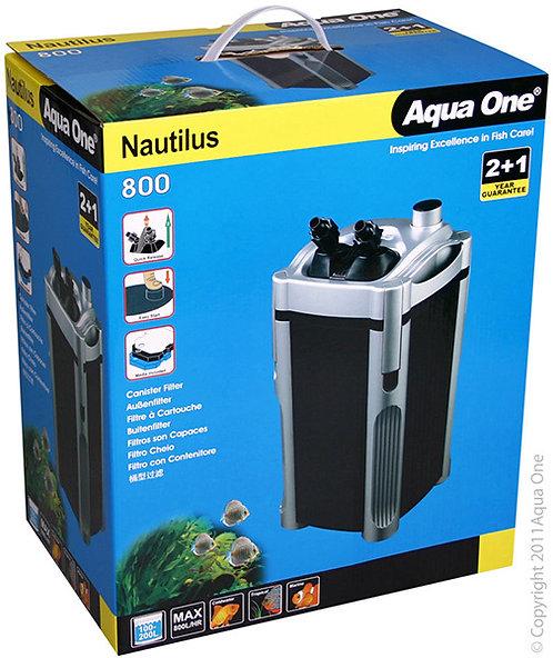 Aqua One Nautilus 800 Aquarium Canister Filter
