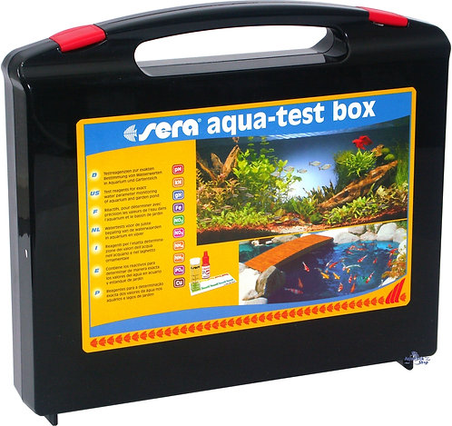 Aqua Test Box - Freshwater   Fishy Biz