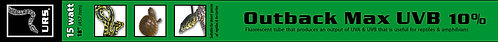 "URS Outback Max 10.0 Tube Globe 18"""