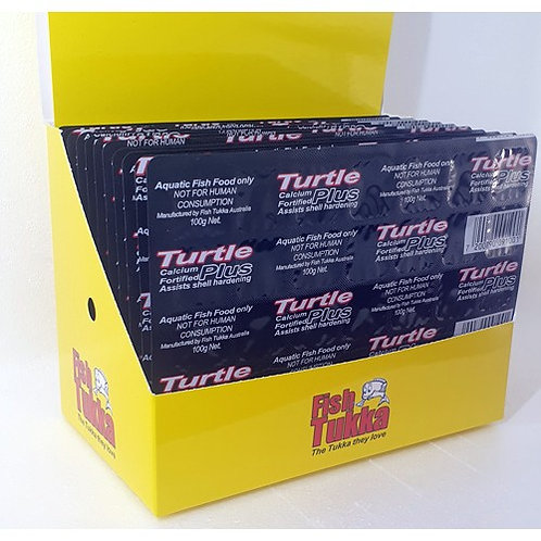 Fish Tukka – (Frozen) Turtle Food 100g