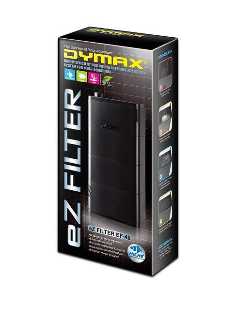 Dymax eZ Filter EF-40 (200L, 600L/h)   Fishy Biz   Turtle Filter   Internal Filter   Aquarium Filter   Fish Tank Filter