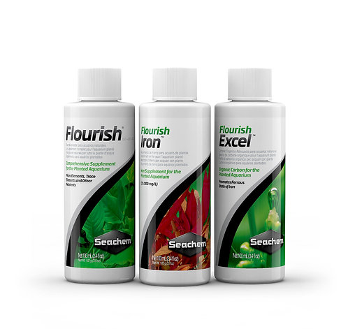Buy Seachem Plant Pack™ Fundamentals 3 Pack | Aquarium Starter Kits | Aquascape | Aquascaping Adelaide