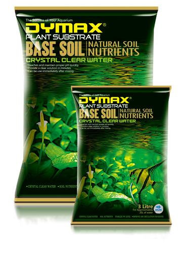 Buy Dymax Plant Substrate Base Soil 3L Online | Fishy Biz | Adelaide | South Australia | Aquariums