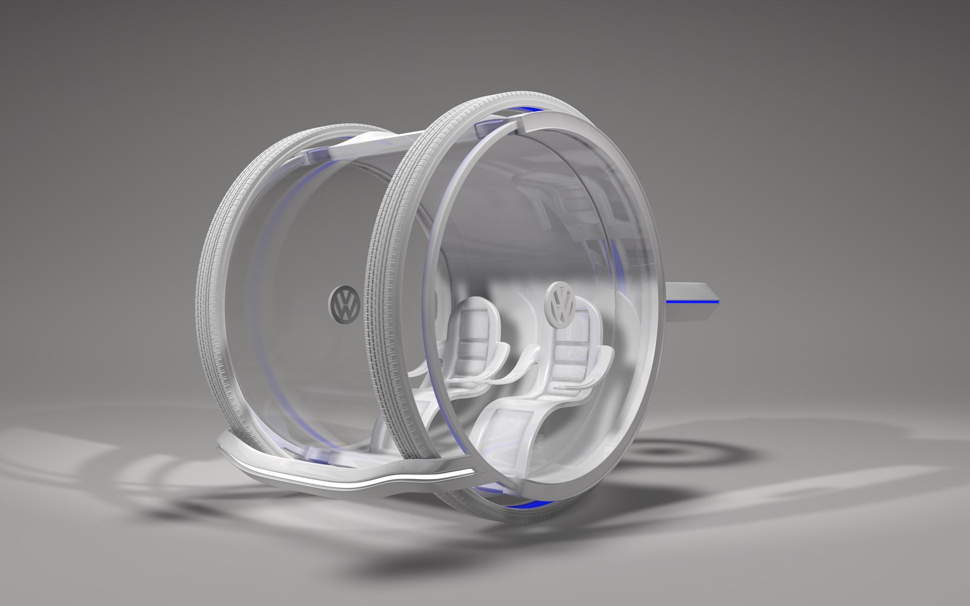 VW View Concept