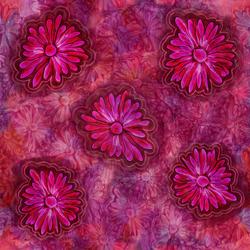 Flowers_Maroon