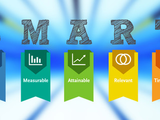 Using SMART Goals to Stay on Track