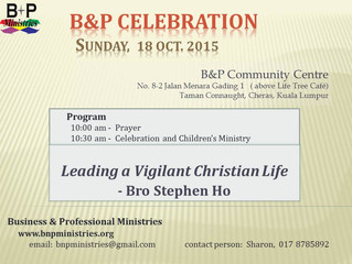 Vigilant Christian Life