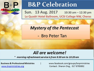 Mystery of the Pentecost