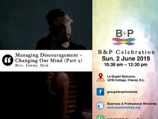Managing Discouragement (Pt 2)