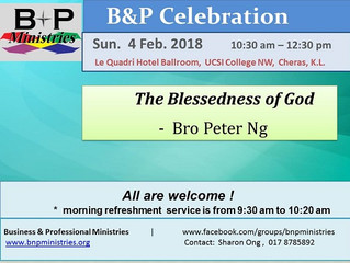 The Blessedness of God