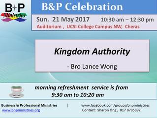 Kingdom Authority