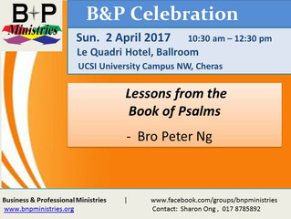 Lessons from the Book of Psalms